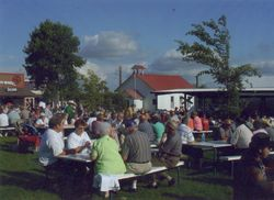 100 Years of Service Celebration at Heritage Park during the Turner County Fair  (1906-2006)